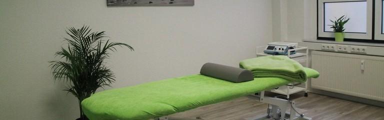 Physiotherapie_Klinnert_Behandlungsraum
