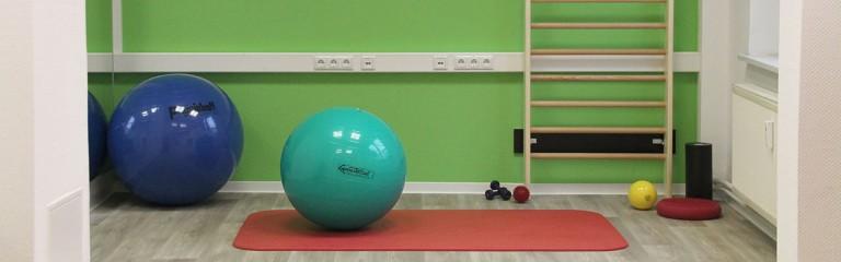 Physiotherapie_Klinnert_Sportraum